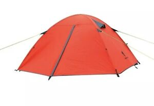 Brand new Geertop top road 3 3 Person 3 Season backpacking Camping tent red