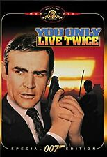 You Only Live Twice [DVD] [1967] [Region 1] [US Import] [NTSC], , Used; Good DVD