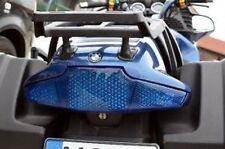 Sospensioni posteriori blu per scooter