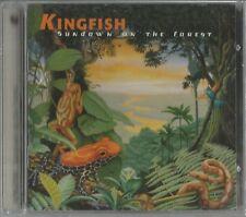 Kingfish - Sundown on the Forest - M. Kelly - Bob Weir - Jerry Garcia - OVP