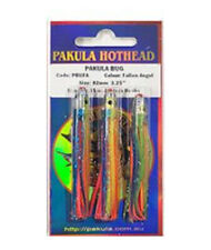 Pakula Bug - Fallen Angel. 3 Pack of Lures. Tuna Lures. Rigging available
