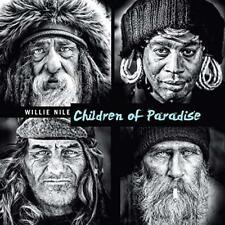 WILLIE NILE CD - CHILDREN OF PARADISE (2018) - NEW UNOPENED - RIVER HOUSE