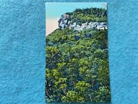 The famous Indian Head, Franconia Notch, New Hampshire Vintage Postcard