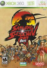 SAMURAI SHODOWN SEN (XBOX360)