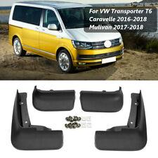 4x Schmutzfänger Spritzschutz Plastik Für VW Transporter T6 T5Caravelle Mulivan