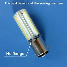 30xBA15D 104-3014SMD LED Light Bulb 110V Best Fit Singer White FW 221k7/Black FW