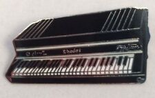 Music Gift New Free Shipping Aim46 Mini Rhodes Piano Pin Brooch Badge