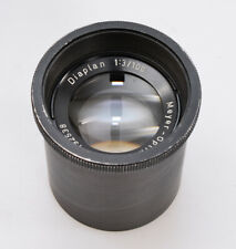 Diaplan 1:3/100 Meyer-Optik Görlitz F/3,0 100mm ⭐Trioplan ⭐BOKEH ⭐ RARE ⭐ (1400)