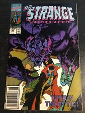 Doctor Strange,Sorcerer Supreme#20 Incredible Condition 9.4(1990) Guice Cover!!