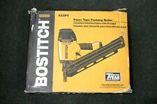 BOSTITCH F33PT 33-Degree Paper Tape Framing Nailer LOOK!!!!!
