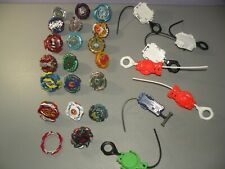 Huge BEYBLADE Lot Burst Evolution Ripcords Launchers ++++