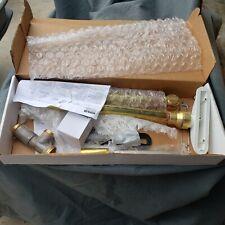 Kohler K-7271-CP Clearflo Slotted Overflow Brass Bath Drain