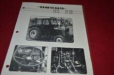 Ursus C-335 Tractor Dealer's Brochure DCPA2