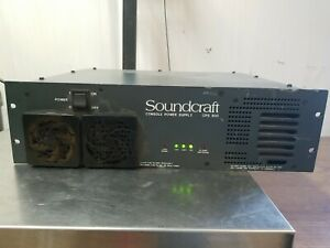 Soundcraft CPS-800 Power Supply Audio Mixer Console Rackmount PSU PS CPS800
