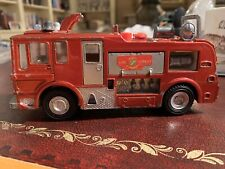 Dinky Marquis Merryweather Fire Tender In Used Condition