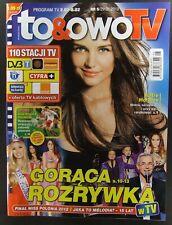 KATIE HOLMES  mag.COVER 2013 Poland Batman,Dredd,Bradley Cooper,Robert Janowski