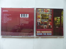 CD Album VAN MORRISON Down the road 589 661-2