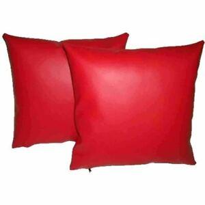 Pillow Stylish Cover Cushion Case Throw Leather Mermaid Sofa Glitter Home Decor