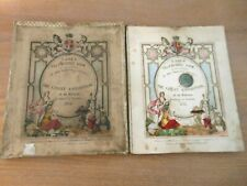 More details for lane's telescopic view - the great exhibition 1851 - hand coloured lithograph