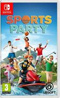 Sports Party Nintendo Switch Game - NEW & SEALED