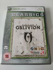 The Elder Scrolls IV: Oblivion-Classics-Xbox 360-avec carte-Free p&p