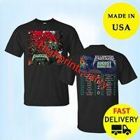 Killswitch Engage Atonement Tour 2020 T-Shirt Men's Christmas Gift Size M-3XL