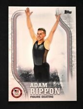 2018 Topps US Winter Olympics Base #US-12 Adam Rippon