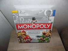 MONOPOLY Nintendo Collector's Edition 6 Collectible Tokens - BRAND NEW