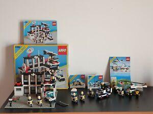 LEGO Vintage Lot Police 6386 6684 6522