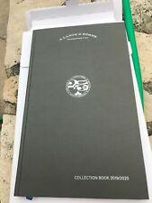 A LANGE & SOHNE BROCHURE COLLECTION BOOK 2019/2020 INGLESE CON LISTINO PREZZI