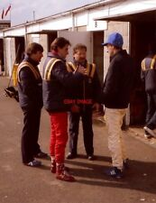 PHOTO  ALESSANDRO NANNINI AND CHRISTIAN DANNER INTERNATIONAL TROPHY SILVERSTONE