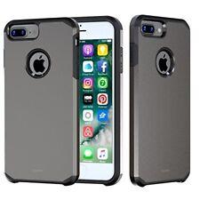 For iPhone 8 Plus Case 7 Plus Case 6 Plus / 6S Plus Shockproof Slim Cover - Gray