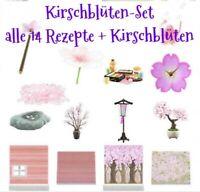 Animal Crossing NH 🍒🌸alle 14 Kirschblüten-Rezepte + 260 Kirschblüten🌸🍒