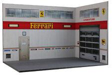 Diorama Garage Atelier Ferrari - 1/18ème - #18-3-F-AX-AY-003