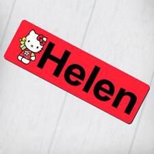 Marcador personalizado - diseño de Hello Kitty