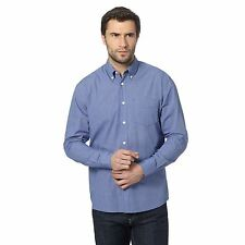 England Check Button Down Casual Shirts & Tops for Men