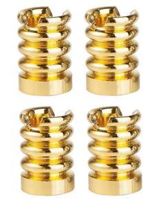 4 Design Gold Glutkiller Gluttöter Glut Schnell löscher Zigaretten Aschenbecher
