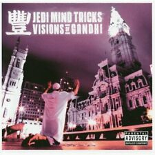 Jedi Mind Tricks - Visions of Gandhi - Jedi Mind Tricks CD R7VG The Cheap Fast