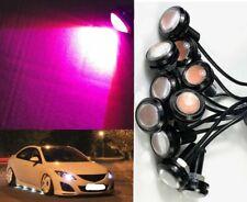 10X 9W Purple LED Eagle Eye DRL Car Lamps Fog Running Ground Puddle Lights J2