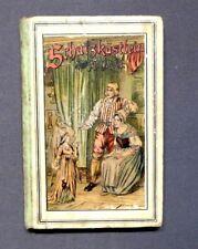 Buch, J.P. Hebel, Erzählungen aus dem Schatzkästlein, Reutlingen um 1890