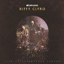 Biffy Clyro - MTV Unplugged Live At Roundhouse London - CD+DVD Nuovo Sigillato