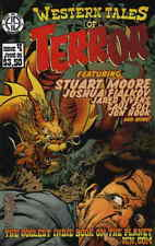 Western Tales of Terror #4 VF; Hoarse and Buggy | save on shipping - details ins