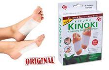 Original KINOKI 10 Pads Detox Foot & Body Pad Remove Body Toxins Weight Loss