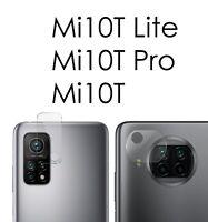 Film Protection Lentille Caméra Verre Trempé Xiaomi Mi10T Pro Lite Ultra Rapide