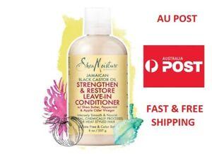 Shea Moisture Jamaican Black Castor Oil Leave-In Conditioner 8oz/227g