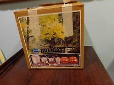 VINTAGE Mirro Holiday Compact Camp Kit Cookware Set Camping Hiking
