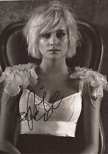 STRICTLY/MUSIC: PIXIE LOTT SIGNED A4 (12x8) SEXY CALENDAR PICTURE+COA **PROOF**