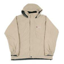 BERGHAUS Insulated GORE-TEX Hooded Jacket   Coat Waterproof Rain Goretex Padded