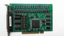 1pc Used Good Advantech PCI-7130  90 day warranty