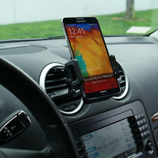 Car Dash A/C Heater Vent Clip Mount Holder for Apple iPhone 6 / 6 Plus / 5 / SE